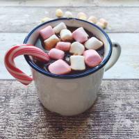 Ricetta correlata Hot chocolate vegan