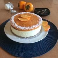 Ricetta correlata Cheesecake al cocco con gelee ai cachi