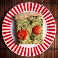 Ricetta correlata salted broccoli and tofu cake