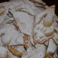 Ricetta correlata Chiacchiere napoletane