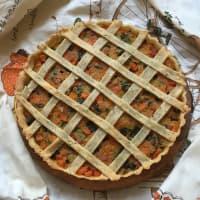 Ricetta correlata Torta salata con zucchine, carote e speck