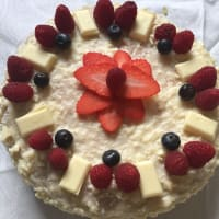 Ricetta correlata white cake