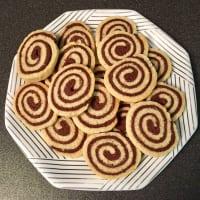 Ricetta correlata Biscotti girella fragranti