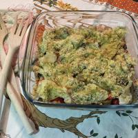 Ricetta correlata Teglia di merluzzo gratinato con pomodorini e zucchine