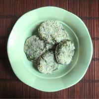 Ricetta correlata Meatballs quinoa spinach and chickpeas