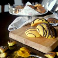 Ricetta correlata Biscuits light turmeric