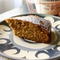Ricetta correlata Cake with buckwheat flour, carrots and oranges
