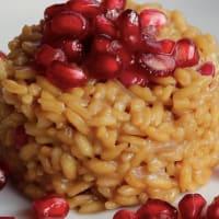 Ricetta correlata Pomegranate rice
