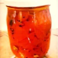 Ricetta correlata Pumpkin oil sott