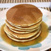 Ricetta correlata Pancakes with maple syrup
