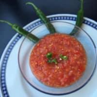 Ricetta correlata Gazpacho