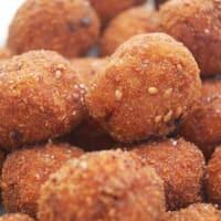 Ricetta correlata Balls of bread with ham and provolone