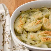 Ricetta correlata Fennel gratin on the fly