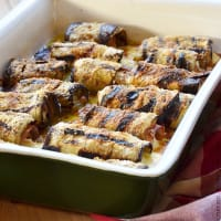 Ricetta correlata Eggplant rolls