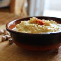Ricetta correlata Hummus di ceci senza tahina