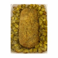 Ricetta correlata Baked meatloaf with potatoes
