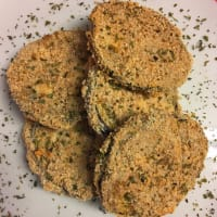 Ricetta correlata Breaded eggplant light