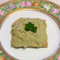 Ricetta correlata Cream of beans with pesto