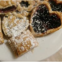 Ricetta correlata Pastry with jam