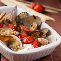 Ricetta correlata Fish turbot with clams