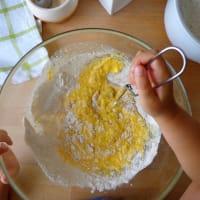 Foto preparazione Muffin salati agli spinaci