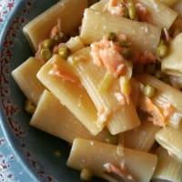 Ricetta correlata Carbonara with salmon