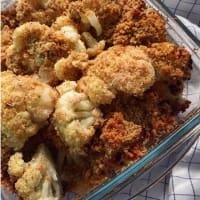 Ricetta correlata cauliflower gratin