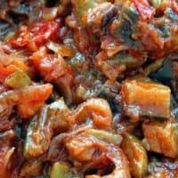 Ricetta correlata Eggplant sautéed in bimby