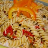 Ricetta correlata Fusilli with vegetables