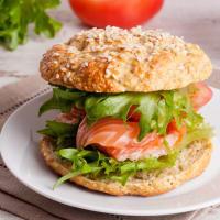 Ricetta correlata Salmon Burger