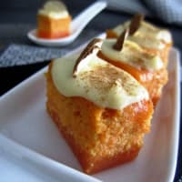 Ricetta correlata Pastries of carrot and orange almond and white chocolate