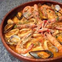 Ricetta correlata Fish Zarzuela