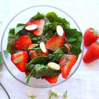 Ricetta correlata Insalata di spinaci e fragole