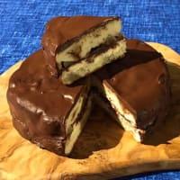 Ricetta correlata Tortino light limone ricotta e pere glassato al cacao