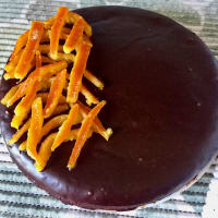 Ricetta correlata Chocolate cake and orange
