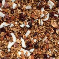 Ricetta correlata Granola con avena e frutti rossi