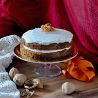 Ricetta correlata English Carrot Cake