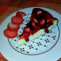 Ricetta correlata Baked Cheesecake