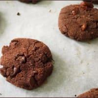 Ricetta correlata Biscotti Cookies Double Chocolate al Cocco e Burro di Arachidi