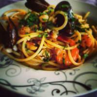Ricetta correlata Spaghetti at rock