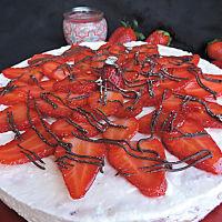 Ricetta correlata Strawberry Cheese Cake