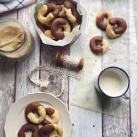 Ricetta correlata Biscotti abbracci vegan