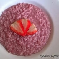 Ricetta correlata Rice with strawberries