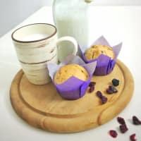 Ricetta correlata Muffins alle mandorle e cannella