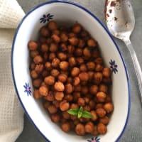 Ricetta correlata Ceci tostati alla paprika e cumino