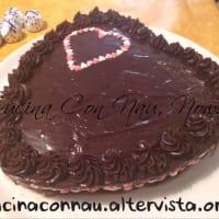 Ricetta correlata Torta al cacao con Ganache al Cioccolato e Menta