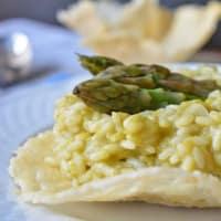 Ricetta correlata Risotto agli asparagi cremoso