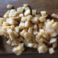 Foto preparazione Muffin alla mela