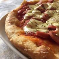 Foto preparazione Pizza soffice e croccante