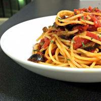 Ricetta correlata Pasta to the puttanesca